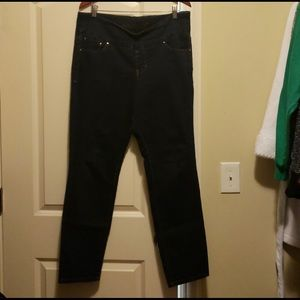 JAG Jeans Pull On High Rise Skinny's